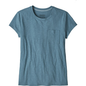 Patagonia Mainstay T-shirt Femme, pigeon blue